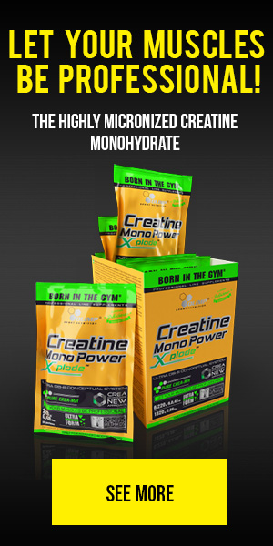 CREATINE MONO POWER