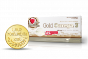 Golden Consumer Laurel 2010 for Gold Omega 3