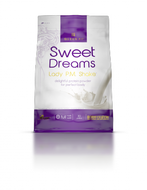 SWEET DREAMS LADY P.M. PROTEIN SHAKE