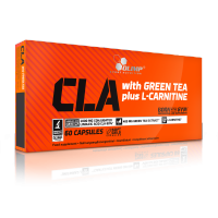 CLA & GREEN TEA plus L-CARNITINE