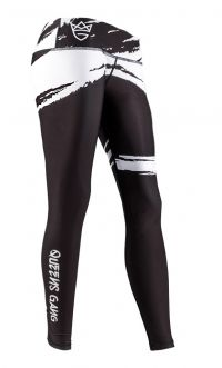 WOMENS LEGGINGS - CLASSIC black-white