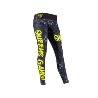 WOMENS LEGGINGS - NEON black