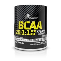 BCAA 20:1:1+ Xplode Powder